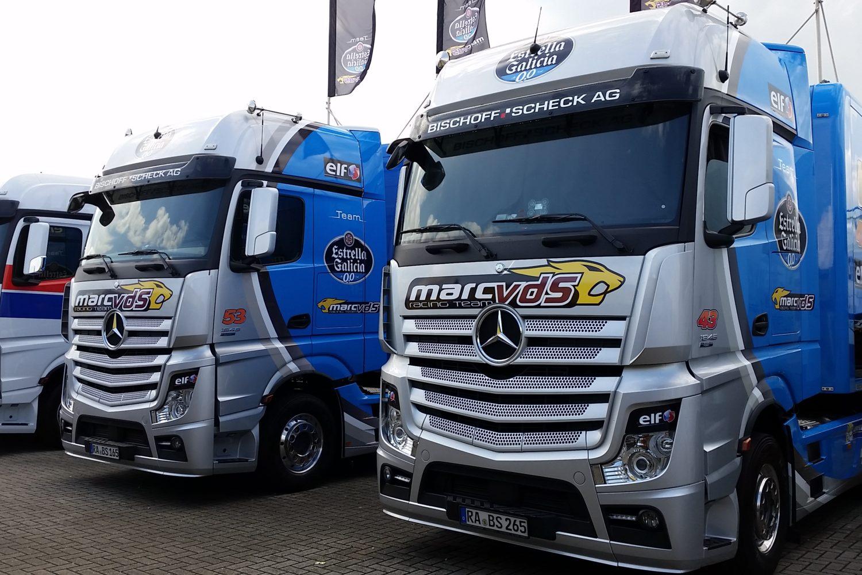 MotoGP LKW Team Marc VDS