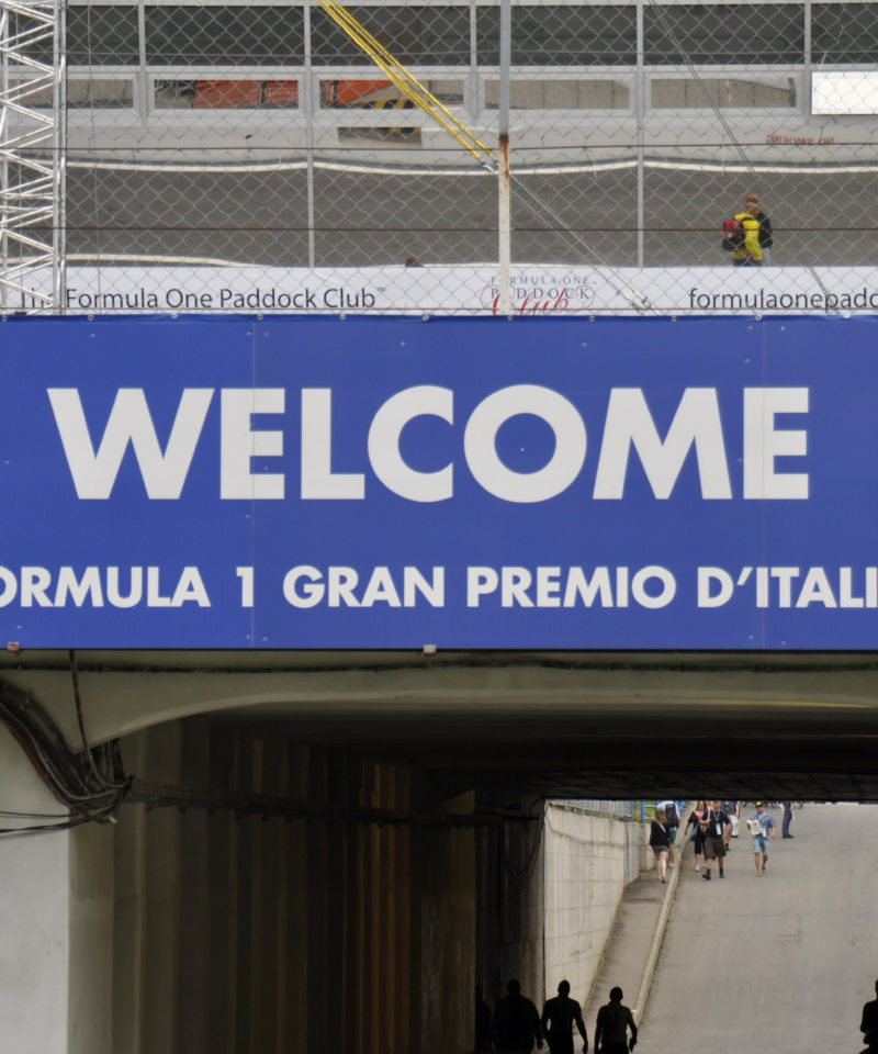 Willkommen in Italien