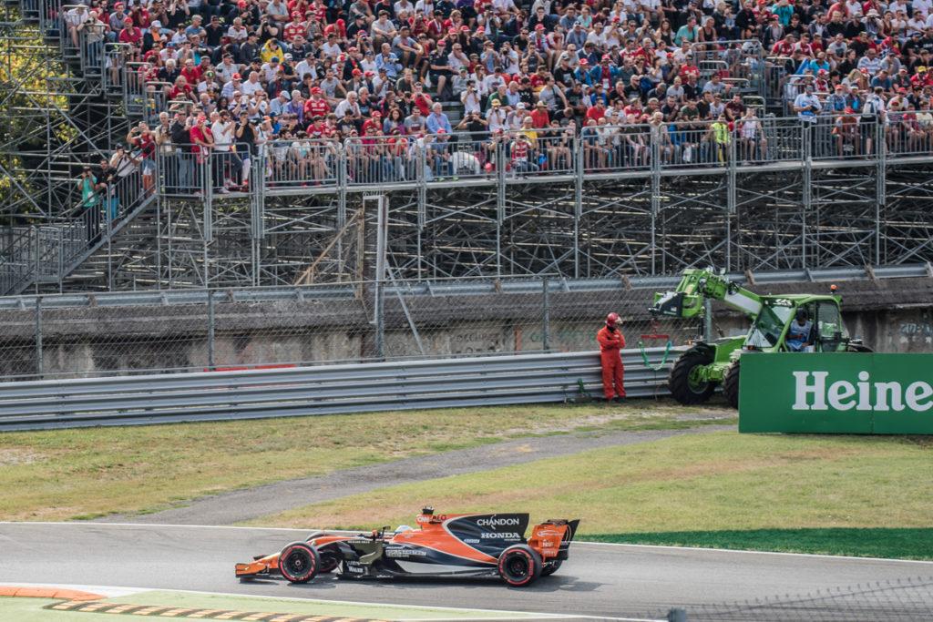 F1 Grosser Preis von Italien