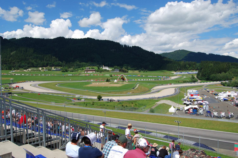 Red Bull Ring in Spielberg Österreich