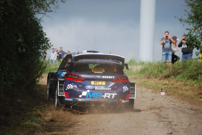 WRC Auto Rallye