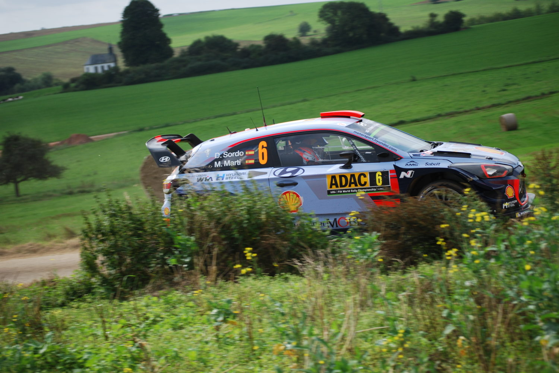 Rallye Auto Hyundai