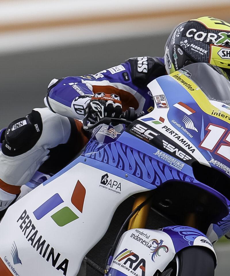 Moto2 Motorrad Tom Lüthi