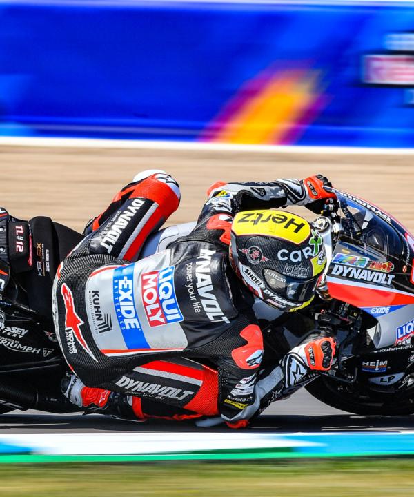 Motorrad von Intact GP
