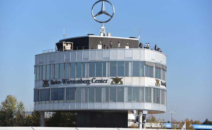 Gebäude am Hockenheimring