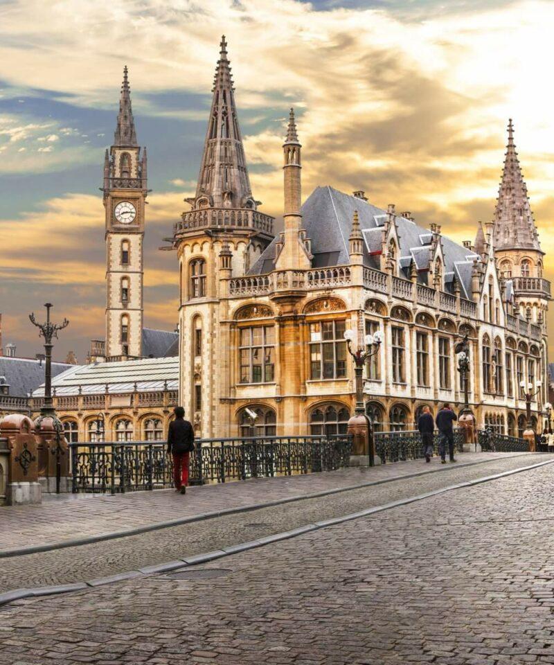 Stadt in Belgien