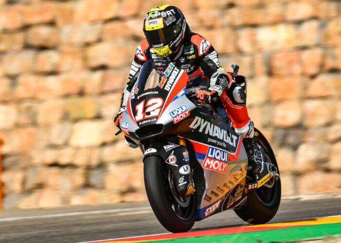 Moto2 Motorrad