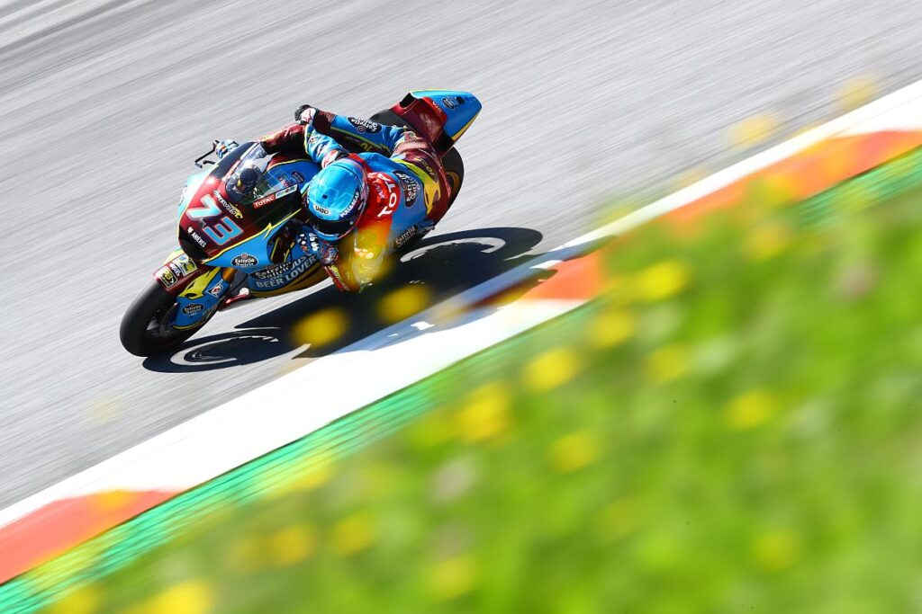 Moto2 Motorcycle by Marc VDS