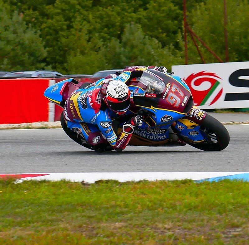 Moto2 Motorrad von Marc VDS