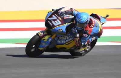 Moto2 Motorrad Marc VDS