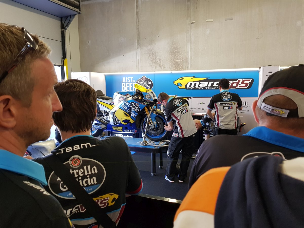 Garage of Marc VDS