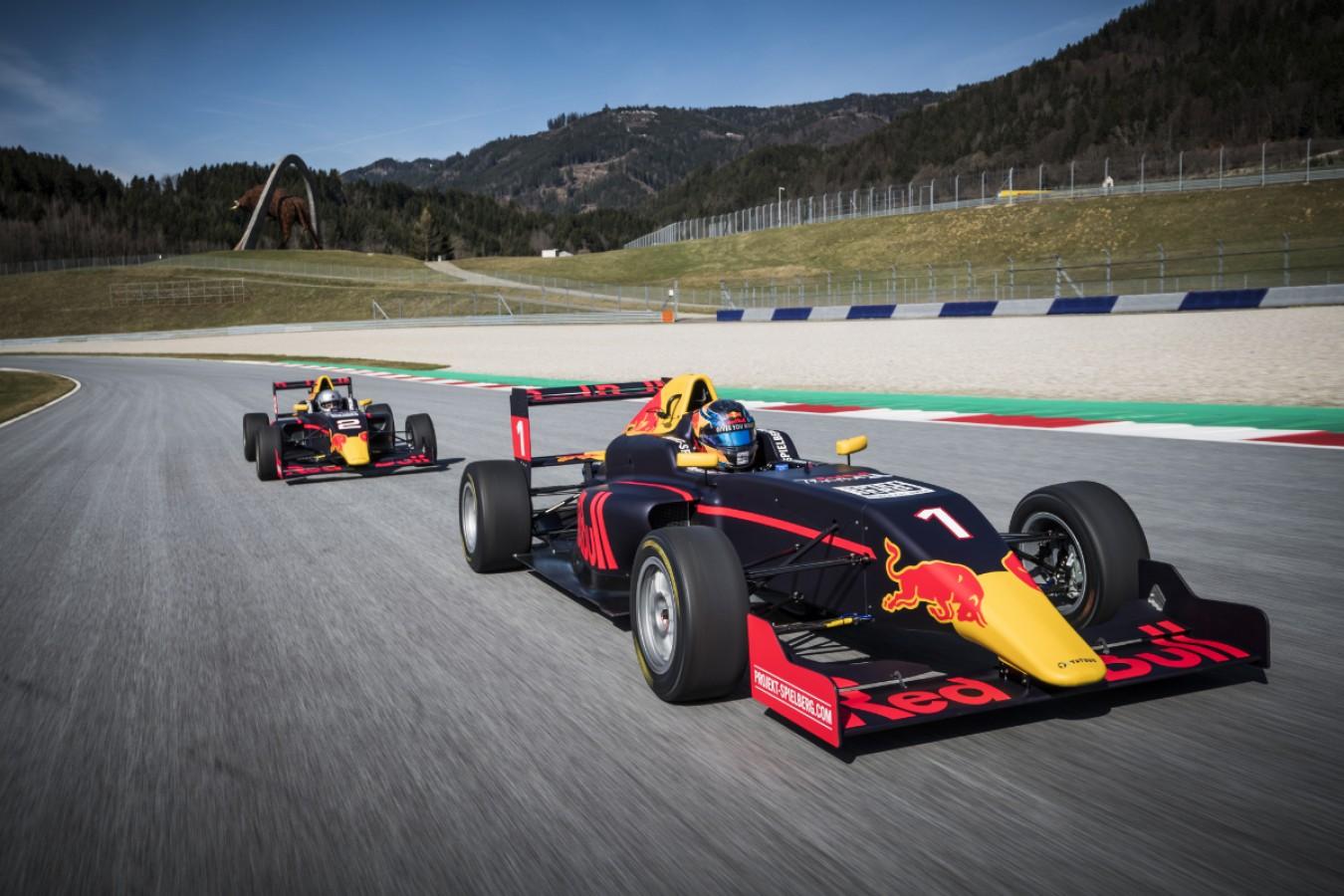 Formel 4 Autos