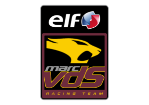 Das Logo vom Elf Marc VDS Racing Team